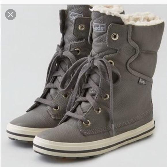 Keds Shoes   Womens Keds Leather Boots